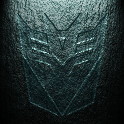 Transformers Logo movie photoshop