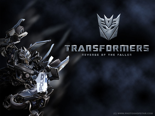 Transformers Movie Wallpaper  Photoshop Movie Effects