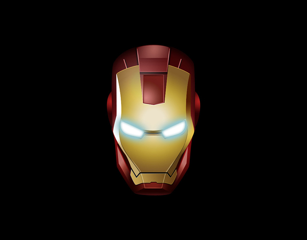 Iron Man movie wallpaper movie photoshop tutorials