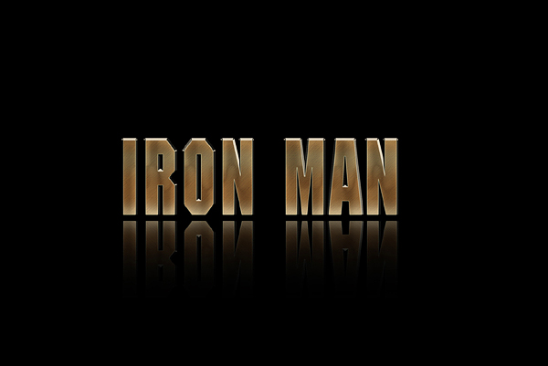 Iron Man Wallpaper movie photoshop tutorials